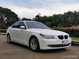 BMW 520d SE LCI ปี10 สีขาว