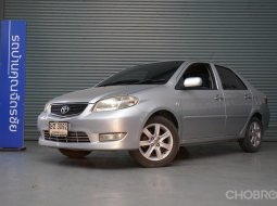 2004 Toyota VIOS 1.5 S รถเก๋ง 4 ประตู