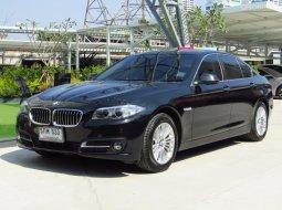 2016 BMW 520d 2.0 F10 รถเก๋ง 4 ประตู