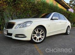 Benz W212 Avantgard ดูแลถึง ประวัติศูนย์ตลอด 130000กม เดิมบางทั้งคัน เจ้าของเดียว