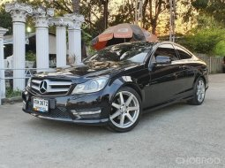 MERCEDES-BENZ    C180 CGi  AMG  BlueEFFICIENCY Coupe    1.8L  TURBO  7G-Tronic Plus  ( W204 )