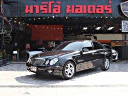 ขายรถ Mercedes-Benz E200 NGT ปี2009 รถเก๋ง 4 ประตู
