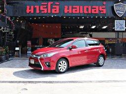 ขายรถ Toyota YARIS 1.2 G ปี2014  รถเก๋ง 5 ประตู