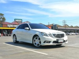 MERCEDES BENZ E250 CDI.SUNROOF  ปี 2010AT (รถบุคคล)