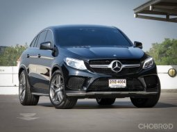 Mercedes Benz GLE350d 4Matic Coupe AMG