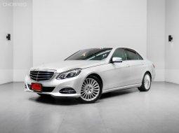 2013 Mercedes-Benz E200 Executive รถเก๋ง 4 ประตู