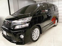 2014 Toyota VELLFIRE 2.4 Z G EDITION รถตู้/MPV
