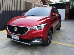 จองด่วน MG ZS 1.5 X 2020 รถสวยมือเดียวสภาพป้ายแดง