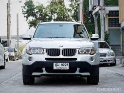 จองให้ไว BMW X3 2.0d X-Drive ปี10 วิ่งเพียง 78,xxx หรูหราพร้อมใช้