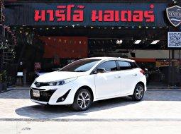 ขายรถ Toyota YARIS 1.2 G+ ปี2019 รถเก๋ง 5 ประตู