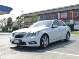 2010 Mercedes-Benz E250 CDI Sport รถเก๋ง 4 ประตู