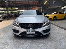 Mercedes Benz C250 Coupe AMG ขายรถสวย สภาพนางฟ้า การใช้งานน้อย