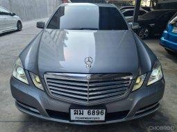 🔥จองให้ทัน🔥 Benz E250 cdi ดีเซล ปี 2012 รถศูนย์ ไมล์แท้