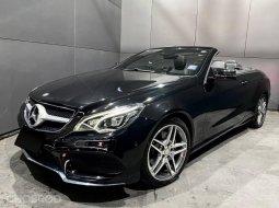 2016  Mercedes Benz E200 Cabriolet  7Speed AMG