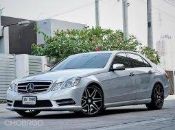 2013 Mercedes-Benz E250 CDI AMG รถเก๋ง 4 ประตู