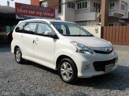 ขายรถมือสอง 2013 Toyota AVANZA 1.5 S Wagon AT
