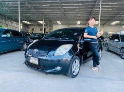 2007 Toyota YARIS 1.5 E รถเก๋ง 5 ประตู