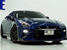 2012 Nissan GT-R  R35 Minorchange UK Spec 550 Hp. สีน้ำเงิน