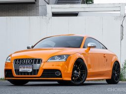 2009 Audi TTS TFSI Quattro รถเก๋ง 2 ประตู