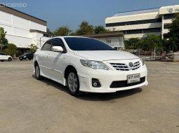 2012 Toyota Corolla Altis 1.6 E CNG รถเก๋ง 4 ประตู