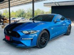 รถวิ่ง 4Xx Km ไม่ใช่รถ demo 2019 Ford Mustang 5.0 GT รถเก๋ง 2 ประตู