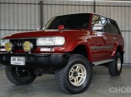 Toyota Land Cruiser VX80 4.2 4WD Diesel ตัวรถปี 91 จดทะเบียนปี 95