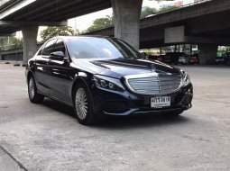 2015 Mercedes-Benz C-Class C180 1.6 EXCLUSIVE โฉม W205