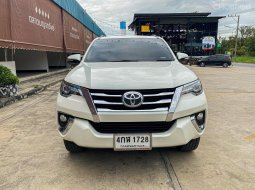 Toyota Fortuner 2.8 4wd ปี 15