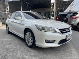 Honda Accord 2.0EL 2013ใมล์น้อย