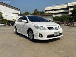 ขายรถมือสอง TOYOTA COROLLA ALTIS 1.6 E CNG | ปี : 2012