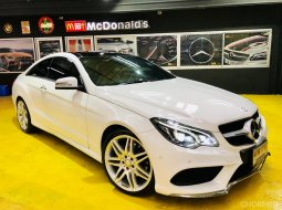Mercedes-Benz E200 COUPE AMG ปลายปี2013