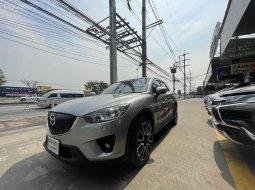 รถบ้านแท้ใม่ใช่รถประมูล เข้าศูนย์ตามระยะที่กำหนด ✅2014 MAZDA CX-5, 2.2 XDL