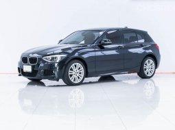 BMW 116I 1.6 MSPORT SERIES1 ปี 2016