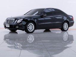 2008 Mercedes-Benz E200 NGT Elegance รถเก๋ง 4 ประตู