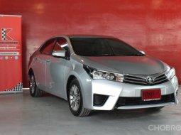 Toyota Corolla Altis 1.6 (ปี2014) G Sedan AT