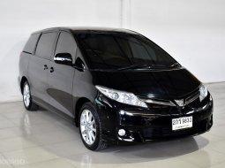 ฟรีดาวน์พร้อมจัดไฟแนนซ์ถึงบ้านTOYOTA ESTIMA 2.4 G A/T 2013สีดำ ไมล์แท้ รถสวยใหม่ ยอดฮิตต่างประเทศ