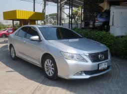 TOYOTA CAMRY  2.0G A/T 2014 GREY 3กว-143