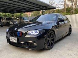 จองด่วน BMW 525d F10 ชุดแต่ง M5 รอบคัน สีดำ ปี 2014 ออฟชั่นเต็ม