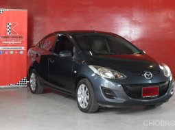 Mazda 2 1.5 (ปี 2012 ) Elegance Groove Sedan AT