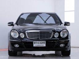 2008 Mercedes-Benz E200 NGT รถเก๋ง 4 ประตู