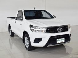 TOYOTA REVO 2.8 J M/T SINGLE CAB 2019สีขาว