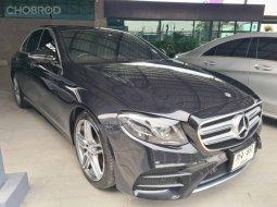 Benz E220d AMG ปี 2016