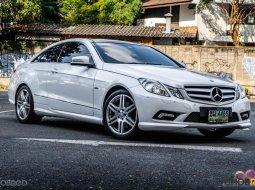 Mercedes Benz E200 CGI Coupe Benzine AUTO ปีผลิต2011ปีใช้งาน2014 ไมล์ 1XX,XXX กิโล