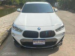 จองให้ทัน BMW X2 2.0i MSport ปี2018 จด 2019 รถศูนย์วารันตีเหลือ