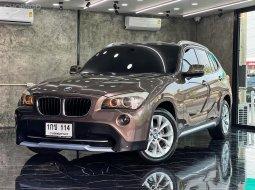 จองให้ทัน BMW X1 SDrive 1.8i  Highline ปี 2012 วิ่งน้อยประวัติครบ