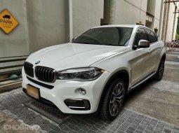 BMW X6 XDRIVE 30D !! ปี 2015 วิ่ง 19,xxx km  รถบ้านแท้ๆ วิ่งน้อยมาก สภาพใหม่สุดๆ