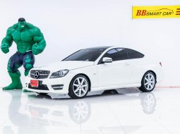 3N-162 MERCEDES BENZ C180 W204 COUPE เกียร์ A/T ปี 2012