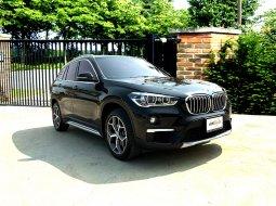 2019 BMW X1 1.8D ดีเซล 2.0 XLine Twin Power Turbo ประหยัดสุด 20 กม./ลิตร รถสวย
