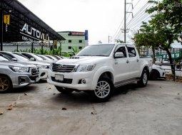 2014 ขายด่วน!! Toyota Hilux Vigo Doublecab 2.5G Prerunner A/T