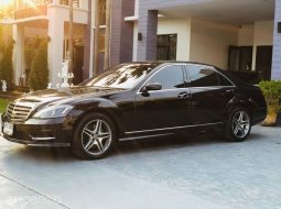 Benz S320 L ดีเซล face lift แล้วว..ไมล์70,xxxกม ปี2010 สีดำ
